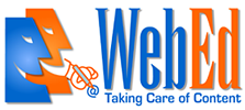Google and WebEd - Taking Care of Content
