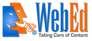 WebEd - Taking Care of Content