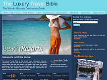 Luxury Travel Bible
